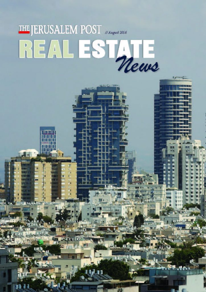 Section about real estate in Israel